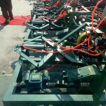 液压巨型轮胎切割机厂家液压巨型轮胎切割机价格图片
