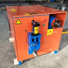 大型电机定子取铜机设备小型电机定子斩铜机厂家图片