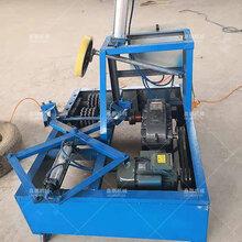 液压巨型轮胎切割机多少钱液压汽车轮胎切割机多少钱图片