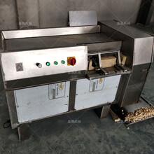 全自动果冻500型冻肉切丁机视频全自动核桃仁500型冻肉切丁机视频图片