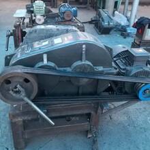 液压废旧半钢丝轮胎切边机生产厂家图片