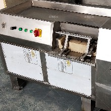 大型青椒800型冻肉切丁机生产厂家图片