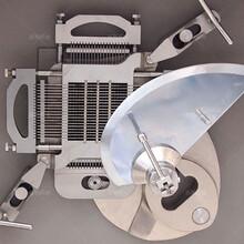 不锈钢酱牛肉350型冻肉切丁机使用方法图片