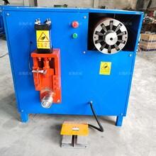 馬達拆銅機設備廢棄電機拆解設備圖片