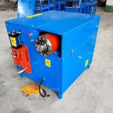 大功率电机定子拆解机专业生产电机拆铜机电机拔铜机图片