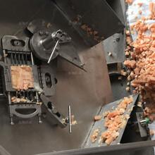 全自动猪皮500型冻肉切丁机图片图片