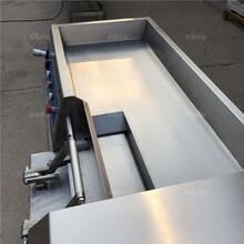 全自动大型鲜冻肉切丁机图片