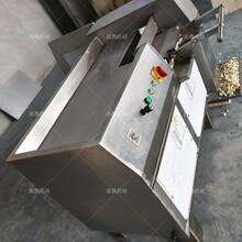 可调葛根800型冻肉切丁机使用方法图片