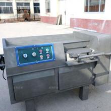 可调红薯800型冻肉切丁机使用方法图片