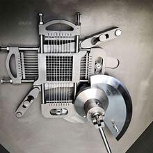 全自动土豆瓜果切丁机土豆切丝机图片