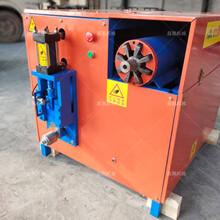 废旧冰箱电机定子拆解设备交流电机拆解设备维护简单耐用图片