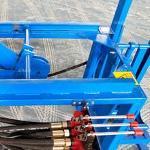 环保设备定子拆铜机液压全自动马达定子拆解机小型电机铜铝分离图片