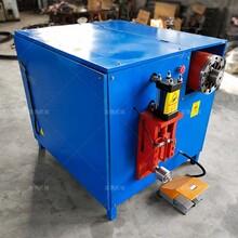 高质量生产废旧电机定子拆解设备马达拆分机价格图片