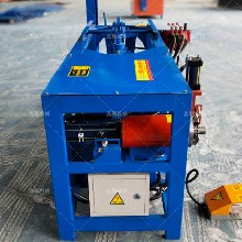 电机拆解设备液压电机马达拉铜机热卖定子铁芯处理拆解机图片