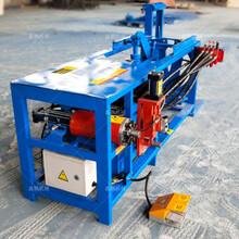电机拆解废电机拔铜机价格拉铜设备订购图片
