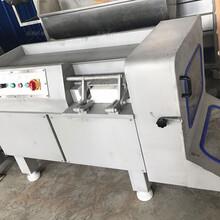 大型红枣800型冻肉切丁机生产厂家多功能切丁机图片