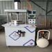 河北全自動烙薄餅機器商用烤鴨餅機烙饃機質保一年