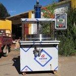 多樣壓餅機設備鑫鵬制造烙饃機多功能早餐薄餅機應用廣泛
