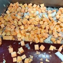 不銹鋼果凍仙草蜜切丁機全自動五花肉切塊機價格圖片