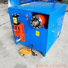 鑫鵬液壓馬達拆解機新式液壓拔銅機壓皮帶輪拆解機制造商圖片