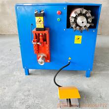 鑫鵬拆電機銅線的機器小型減速機電機拆解機拆差速電機專用設備圖片
