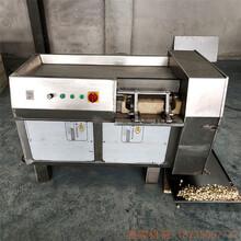 河北多功能麻山藥地瓜切塊機全自動雞柳切條機圖片