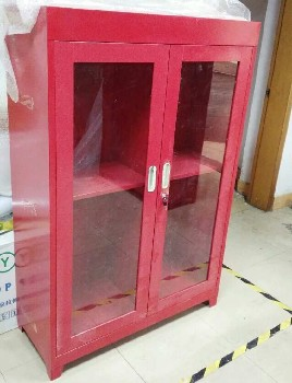 湖北武漢消防柜XFG1500安全柜消防器材存放柜