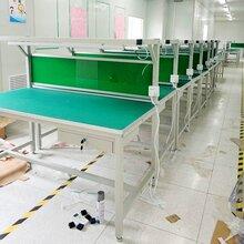 武汉方管防静电工作台维修台流水线操作台可订制图片