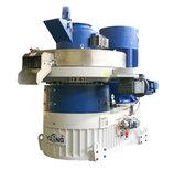 陜西榆林活性炭顆粒機蘭炭造粒機不同于平模顆粒機