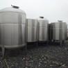 厂家出售二手不锈钢储罐不锈钢10--60立方储水罐