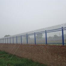 佛山禅城四季花城园区护栏小区围栏网高速公路上的护栏电子护栏图片