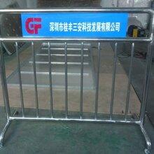 广州演唱会场地护栏铁马围栏锌钢板网防护栏图片