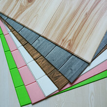一次性装3d立体墙贴木纹自粘防潮防霉贴纸墙贴翻新软包防撞墙壁纸图片
