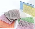 3form树脂饰面板植物夹层树脂板磨砂亚克力