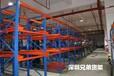 儲存量最高的高位貨架先進先出管理冷庫、食品、煙草業專用貨架