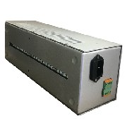 UVLED線光源一體機尺寸大小280X10mm(大小可定製)
