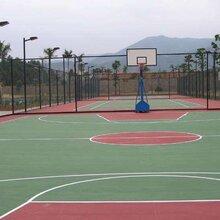 丙烯酸球场工程-运动球场建设-深圳健宇体育施工工程图片