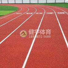 深圳新国标塑胶跑道施工-新国标塑胶跑道价格-深圳健宇体育图片