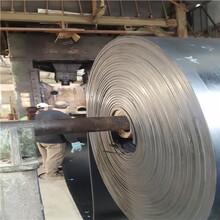 山西煤炭鋼絲繩輸送帶價格圖片