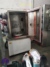 急賣兩臺二手中頻濺射鍍膜機DLC黑色膜專用鍍膜設備圖片