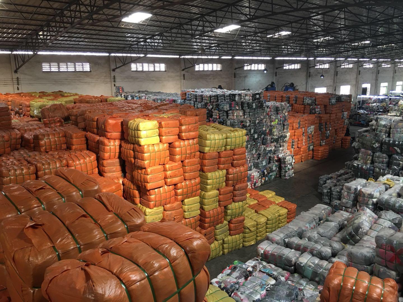 广州市万义新科技有限公司常年回收南方地区优质旧衣服鞋包