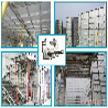 建筑模板铝合金模板选易达新型连接器专利发明不用销钉可拼模