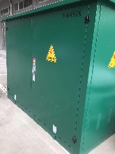 二进四出35KV高压环网柜带避雷器出线带两台开关图片
