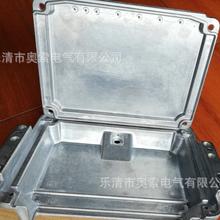 廠家直銷汽車電腦板ECU鋁盒汽車控制器鋁盒汽車整車控制器鋁盒圖片