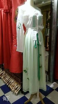 深圳宝安(松岗、福永、沙井)汉服店有古装汉服唐装旗袍特价出售