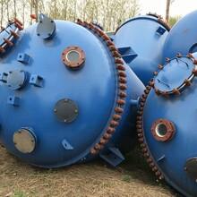承德10吨搪瓷反应釜低价供应,二手化工设备图片