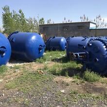 淄博二手盤管式反應釜回收廠家圖片