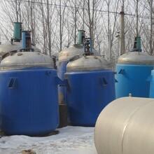 佛山2吨搪瓷反应釜低价供应,二手化工设备图片