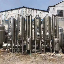 紅河銷售回收二手蒸發器,三效蒸發器圖片