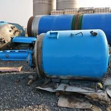 荊門10噸搪瓷反應釜常年銷售回收,二手搪瓷釜圖片